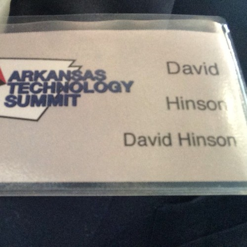 Arkansas Technology Summit