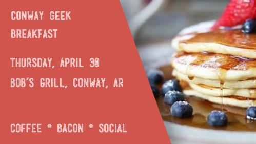 Conway Geek Breakfast Cutaway