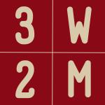 3W2M Logo